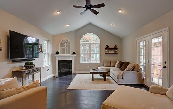 Home Addition Builder In Lancaster Milestone Construction Custom Master Bedroom Addition Plans Set
